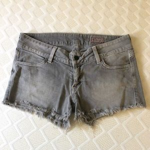 Siwy denim cut-off shorts